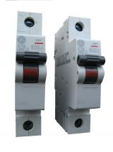 Различная модульная аппаратура и дополнительные устройства к ней для монтажа на DIN-рейке - модульные автоматические выключатели, дифференциальные автоматы, УЗО, таймеры, ограничители перенапряжений