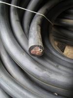 Фотография силового гибкого кабеля КГ 3х50+1х16 производства Рыбинского кабельного завода