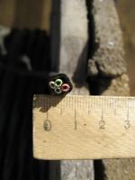 Фото кабеля КВВГнг 4х1.5 пониженной горючести для цепей контроля, сигнализации, блокировки