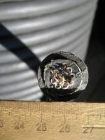 Фотография экранированного кабеля КВВГЭнг 14х2.5 исполнения пониженной горючести для прокладки в местах с электромагнитными полями