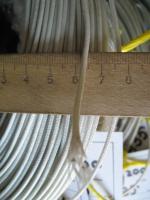 Фотография авиационного провода ПТЛ-200 0,35 для бортовой электрической сети низкого напряжения
