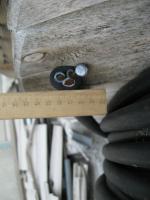Фотография силового гибкого кабеля КГ 3х25 для подвижной прокладки