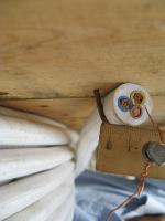Сечение соединительного гибкого провода ПВС 3х16