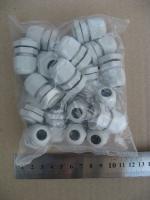 Фото пыле- и влагозащищённого сальника PG 9 для ввода кабеля диаметром 6-7 мм во вводно-распределительное устройство