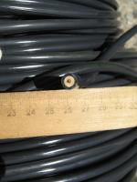 Фотография провода ППСРВМ с сечением 1,5 миллиметра под сеть переменного тока с напряжением 3000 вольт (изоляция толще)