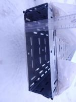 Фотография кабельного перфорированного лотка 300х100х3000 или 100х300х3000 выпуска ИЭК