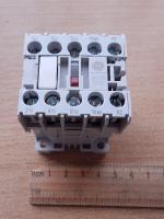Фотография миниконтактора MC1A310ATN на 9 ампер изготовления GE