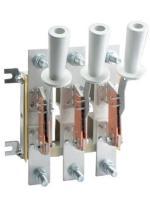 Фотография рубильника на одно направление РЕ19-43 исполнения 31170 на номинальный ток 1600 ампер с по-полюсным управлением