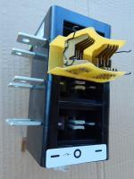 Фотография реверсивного выключателя-разъединителя ВР32-31Ф В71250 на ток 100 ампер выпуска КЭАЗ