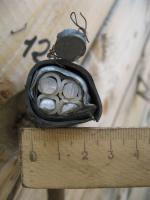 Фотография силового бронированного кабеля АВБбШвнг 4х25 в исполнении пониженной горючести для групповой прокладки в шахтах или туннелях
