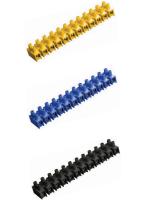 Изображение винтовых зажимов ЗВИ-15 нг производства компании ИЭК из полистирола