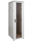 Фотография телекоммуникационного напольного шкафа 19 для 18 юнитов, шириной и глубиной 600х600 мм серии Linea N