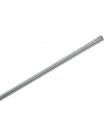 Изображение шпильки с резьбой М6 длиной 1000 мм для потолочного монтажа кабельного лотка