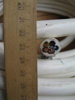 Фотография бухты силового негорючего провода ПВСнг-LS 5х6 с пониженным выделением дыма для прокладки в людных помещениях