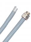 Изображение металлического гофрированного рукава в ПВХ оболочке диаметром 10 мм выпуска ДКС