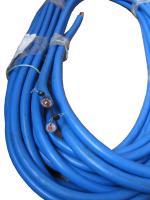 Фотография бухты силового гибкого кабеля КГНВ 1х50 для подвижных подключений