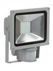 Изображение светодиодного прожектора СДО 05-10Д укомплектованного датчиком движения
